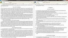 switch from verse format to paragraph format logos bible