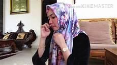 Tutorial Jilbab Segiempat Simple Ala Laudya Chintya