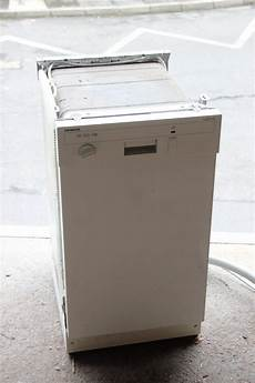 Siemens Unterbau Geschirrspüler 45 Cm Breit - siemens 45 typ s4r1s geschirrsp 252 ler unterbau
