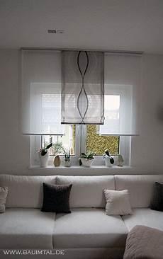 gardinen im wohnzimmer gardinen im wohn und esszimmer bauen im tal