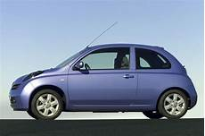 Nissan Micra 3 Series K12 1 2 80hp Acenta 2003 80 Ps