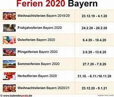 faschingsferien bayern 2020 ferien bayern 2020 220 bersicht der ferientermine