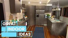 modern diy kitchen makeover indoor great home ideas youtube