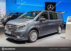 2017 Mercedes Vito Mixto 4x4 119 Cdi Stock