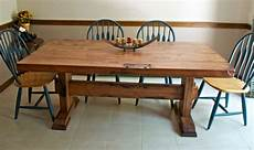 reclaimed barn door dining table rustic dining room boston by k international woodworking