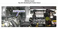 small engine maintenance and repair 2005 kia amanti electronic valve timing my engine dies when idling but will also die when coasting if i