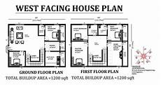 west facing house plan as per vastu 40 x30 west facing 5bhk duplex house plan with the