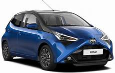 Toyota Aygo The Compact City Car
