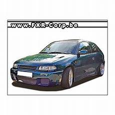 pare choc avant rs4 opel astra f rs4 tuning pas cher 224