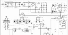 elektronika itu batas 13 8v 40a switching power supply by lm3524 and lm324