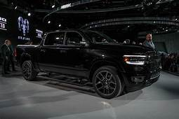 2019 Ram 1500 Videos Show Off Interior Chassis  Motor