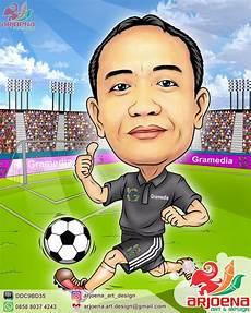 50 Gambar Karikatur Olahraga Karitur