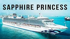 largest cruise ships in the world sapphire princess cruise ship tour dji mavic drone footage