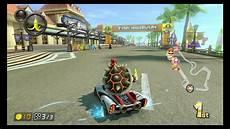 Mario Kart 8 Deluxe Grand Prix Mode Mirror Flower Cup