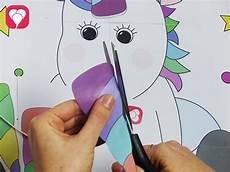 Einhorn Malvorlage Bunt Magischer Kindergeburtstag Pinn Das Einhorn Spiel Balloonas