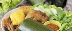Resep Nasi Timbel Komplit Resep Dengan Gambar Resep