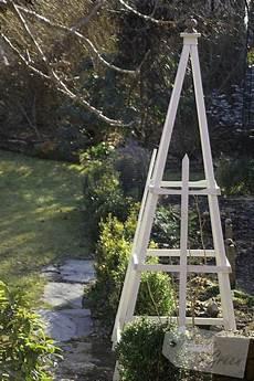 Rosenkavalier Ein Obelisk Aus Holz Selbst Gebaut