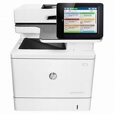 hp laserjet color enterprise mfp m577dn imprimante