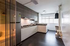 Kitchen Decorating Ideas For Flats by Hdb 3 Rooms Modern Contemporary Design Living With