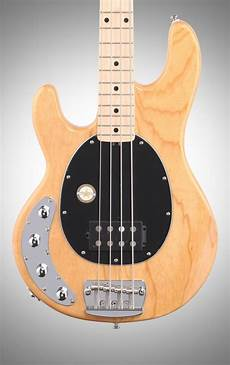 Sterling By 34 Stingray Electric Bass Left