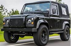 honey badger land rover defender v8 sintonia tuningblog