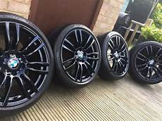 genuine bmw 3 4 series 19 quot 403 m sport alloy wheels