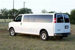 Sell Used 2009 Chevrolet Express 3500 LS Extended 15
