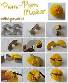 Pom Pom Maker Selbstgemacht Nordahage