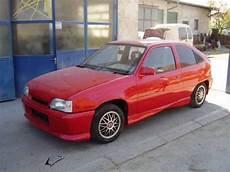 Opel Kadett E Tuning