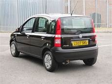 Fiat Panda Schwarz - used fiat panda 2007 petrol black manual for sale in epsom