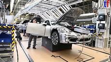 Porsche Factory Porsche 911 S On Production