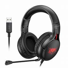 Langsdom Hifi Noise Cancelling Gaming Wired langsdom g4 hifi 7 1 usb noise cancelling gaming wired