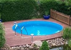 pool umrandung selber bauen poolumrandung rund
