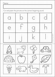 cut and paste subtraction worksheets for kindergarten 10497 summer review literacy worksheets math literacy and literacy