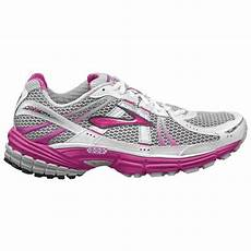 adrenaline gts 12 road running shoes white pink s at