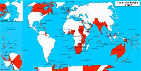 Modern Day British Empire