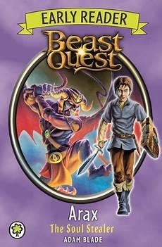 Malvorlagen Beast Quest Xi Beast Quest Early Reader Trio Scholastic Shop