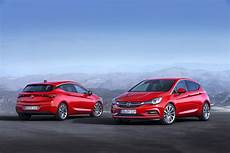2016 Opel Astra K 5 Door Hatchback Gm Authority
