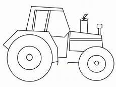 Malvorlagen Auto Farmer Traktor Ausmalbilder 09 Bramborov 253 Den Ausmalbilder