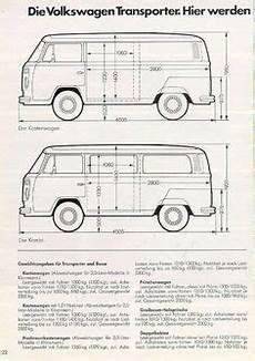 Vw Transporter Abmessungen Camionete De Acamento