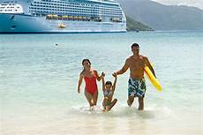 fun cruises for families 5 cruise lines that bring kids