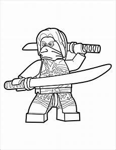 lego ninjago coloring page morro the brick show