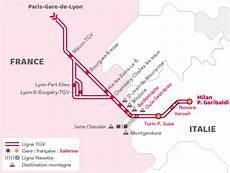 Tgv Italie Les Destinations