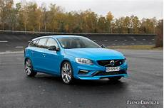 Essai Volvo V60 Et S60 Polestar Entre Performance Et