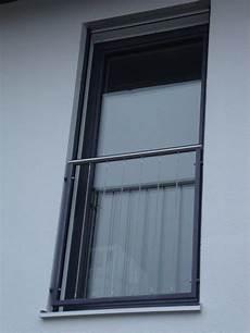 französischer balkon modern franz 246 sischer balkon mit edelstahlhandlauf rahmen