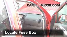 2010 nissan pathfinder fuse box interior fuse box location 2005 2012 nissan pathfinder 2010 nissan pathfinder se 4 0l v6
