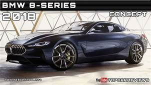 2018 BMW 8 SERIES CONCEPT Review Rendered Price Specs