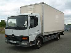 Dimensions Of Mercedes Atego