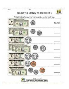 counting money worksheets to 10 sheet 1 money worksheets counting money worksheets