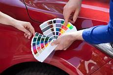matching paint colours what students in car painting courses should know